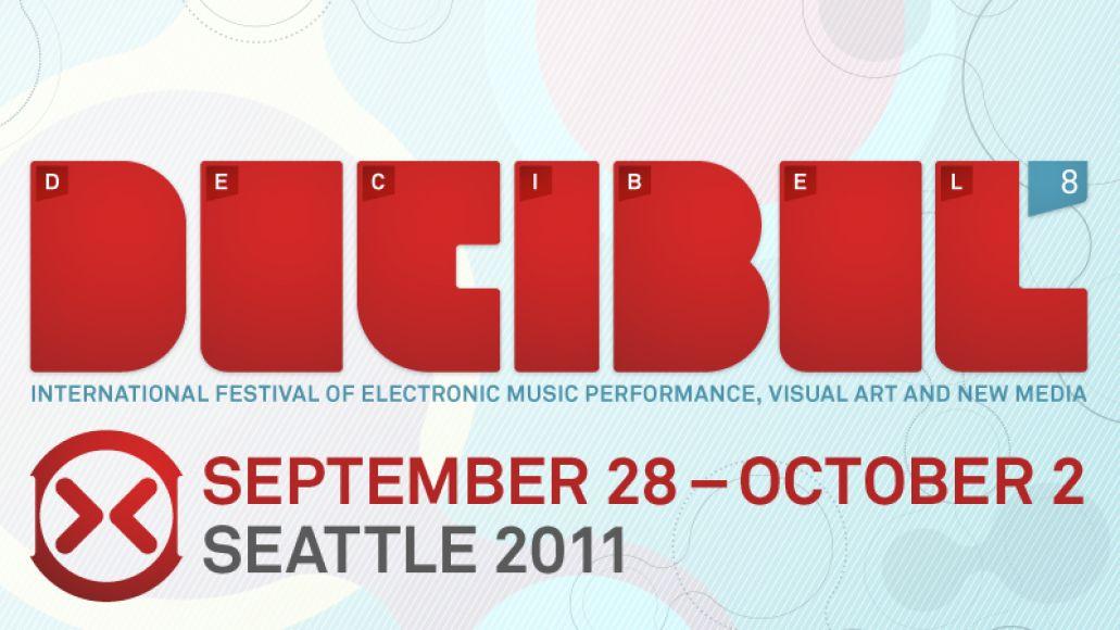 decibel festival 2011 A Moby DJ Set, Amon Tobins ISAM Live top Decibel Festival 2011