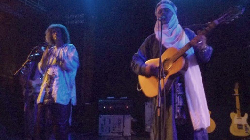 done4 Live Review: Tinariwen at L.A.s Troubadour (7/13)