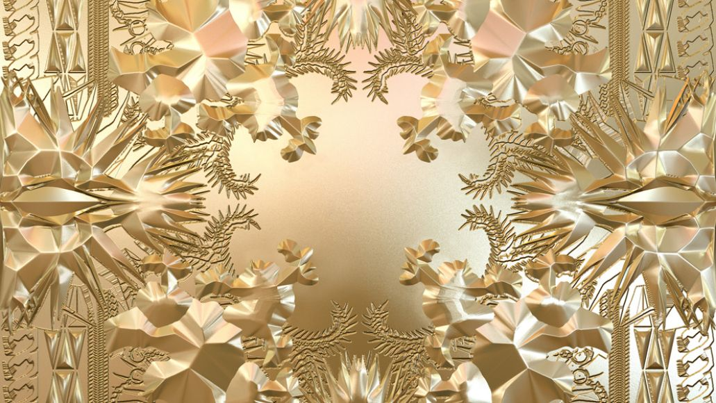 kanye jay watch the throne Kanye West and Jay Zs Watch the Throne now available