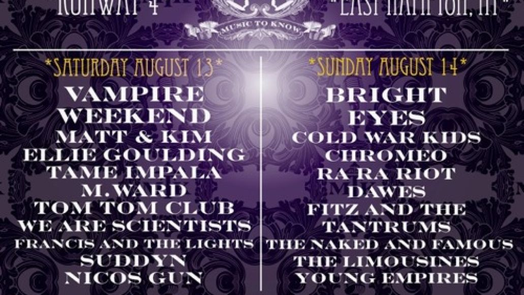 Giveaway: Win a pair of tickets to inaugural MTK Festival