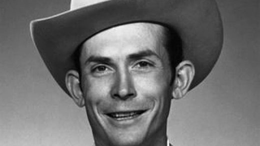 hank williams Jack White, Bob Dylan featured on Hank Williams tribute