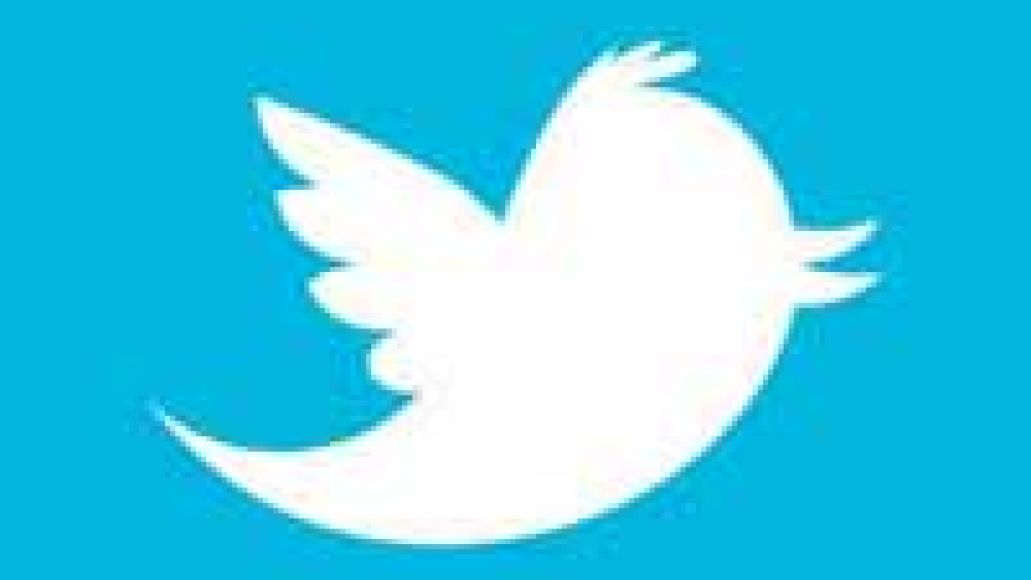 twitter newbird boxed whiteonblue1 Sponsored Editorial: Seven Essential Apps for the Modern Festivalgoer