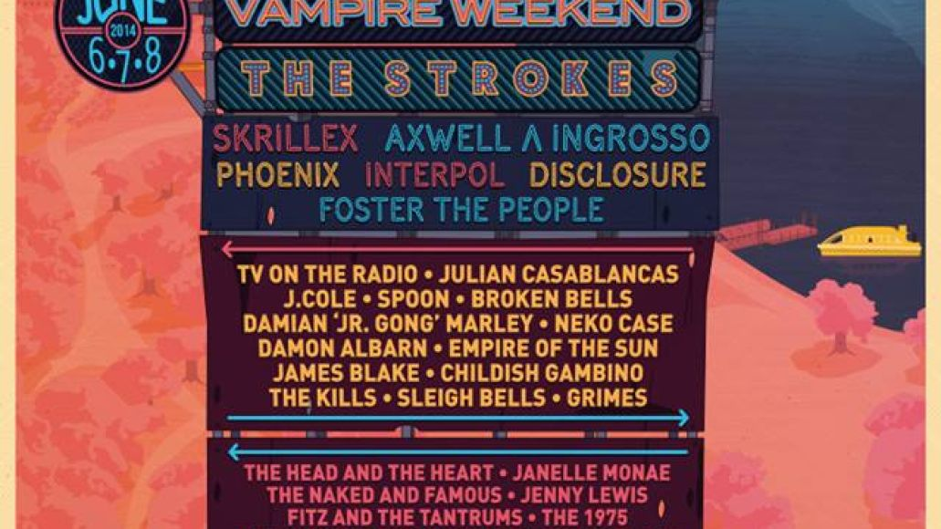 governors ball 2014 Top 10 Music Festivals in North America: Spring 2014 Power Rankings