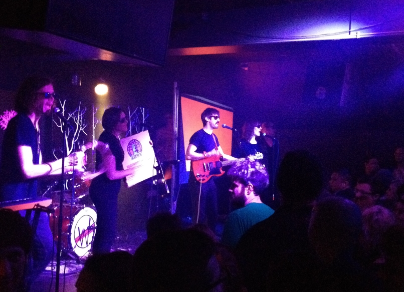 pu2 Live Review: The Pizza Underground at San Franciscos Neck of the Woods (3/5)
