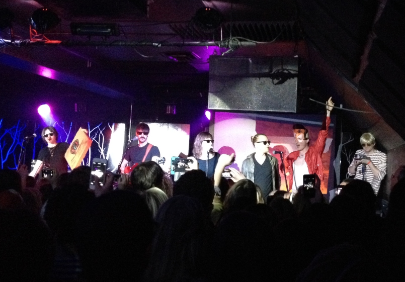 pu3 Live Review: The Pizza Underground at San Franciscos Neck of the Woods (3/5)