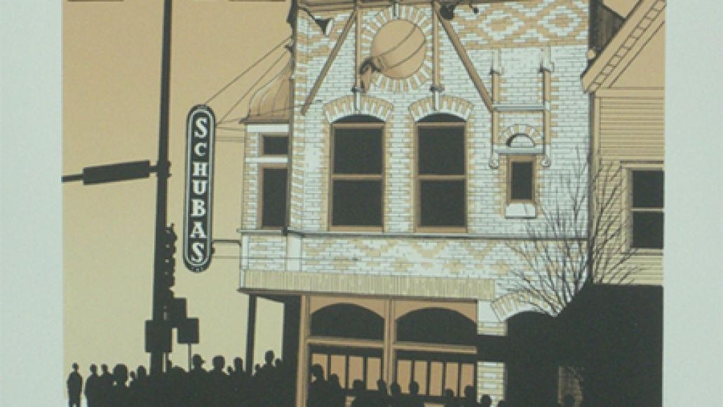tomorrow never knows Chicagos Other Music Box: The Story of Schubas Tavern