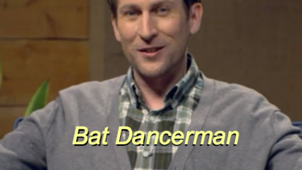 bat dancerman Scott Aukerman on Why He Loves Princes Batman Soundtrack