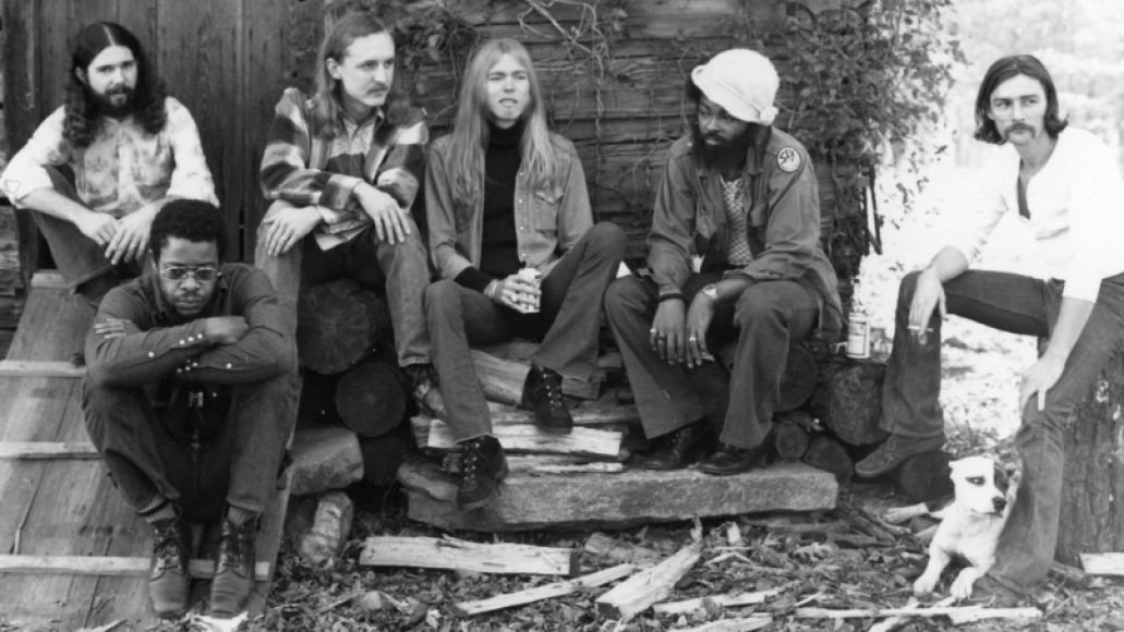 allman brothers one way out