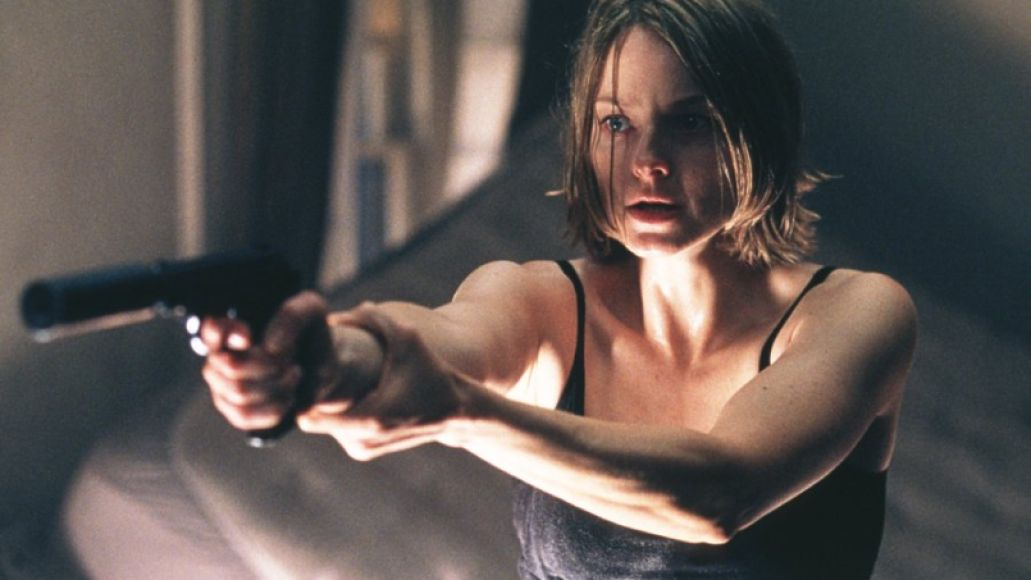 panic room jodie foster Ranking: Every David Fincher Movie from Worst to Best