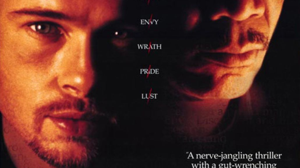 seven poster Ranking: Every David Fincher Movie from Worst to Best