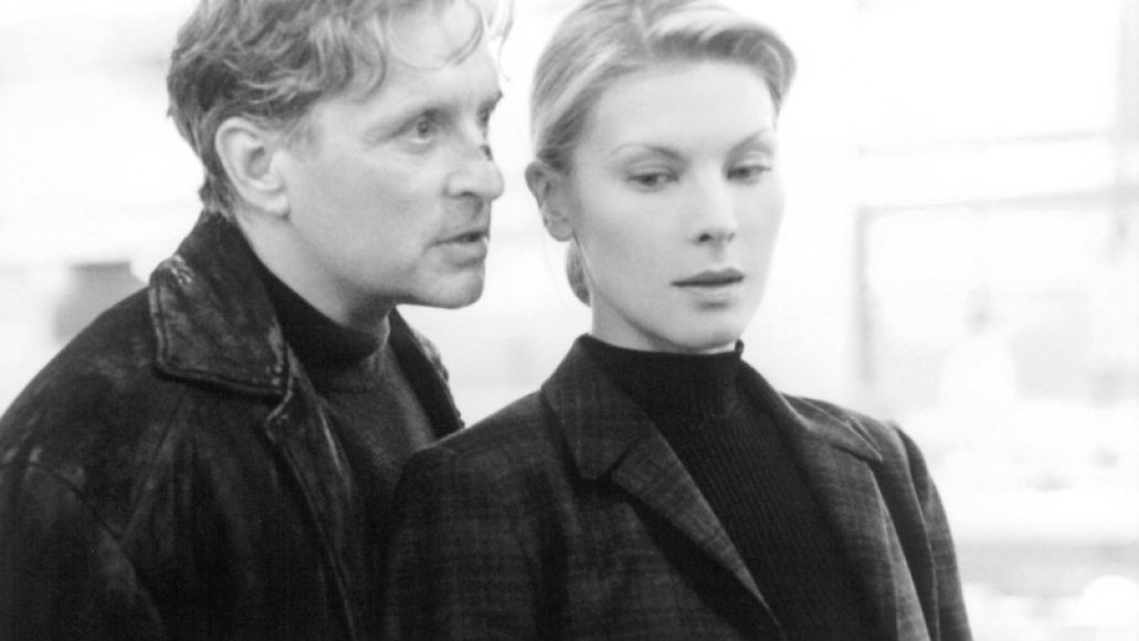 still of michael douglas and deborah kara unger in the game Ranking: Every David Fincher Movie from Worst to Best