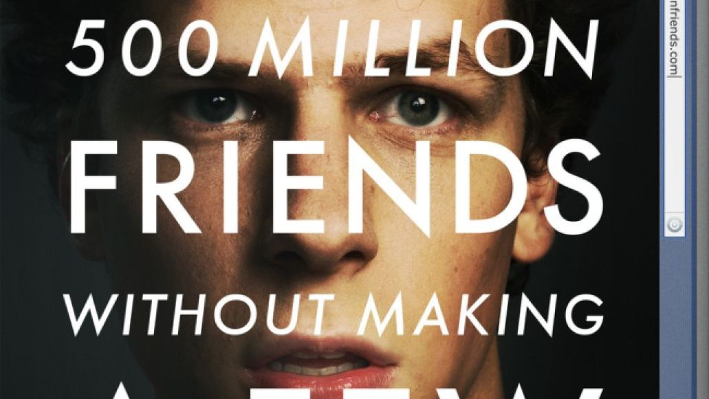 the social network poster Ranking: Every David Fincher Movie from Worst to Best