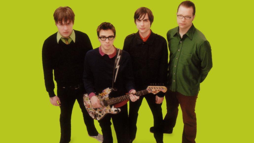 weezer   2001 weezer the green album Ranking: Every Weezer Album from Worst to Best