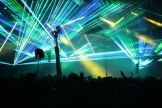 disco biscuits lasers 12 Unforgettable Moments of North Coast Music Festival 2013