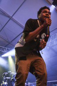 Chance the Rapper // Photo by Amanda Koellner