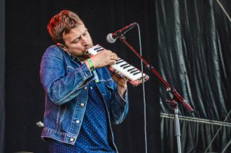 Damon Albarn // Photo by Amanda Koellner