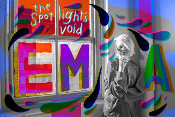 """The Spotlight's Void"" by Steven Fiche"