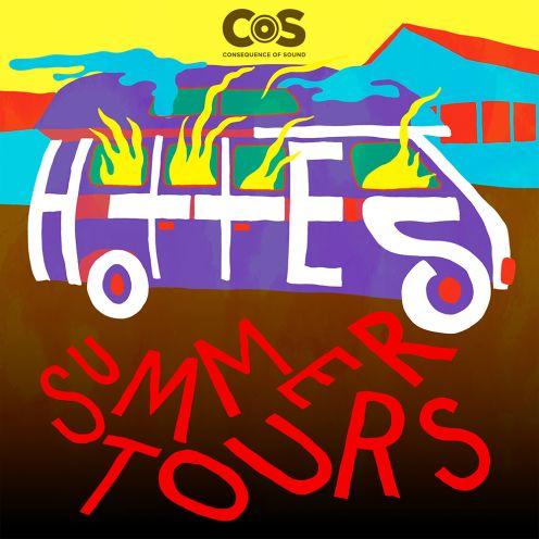 """Hottest Summer Tours"" by Steven Fiche"