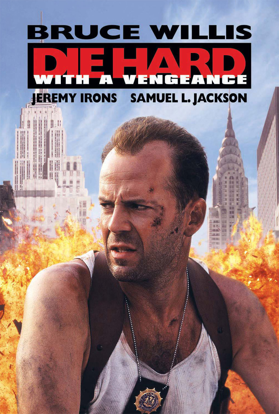 die hard vengeance Thanks to Die Hard with a Vengeance, I Can Stomach Violence