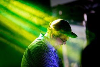 Dan Deacon // Photo by Debi Del Grande