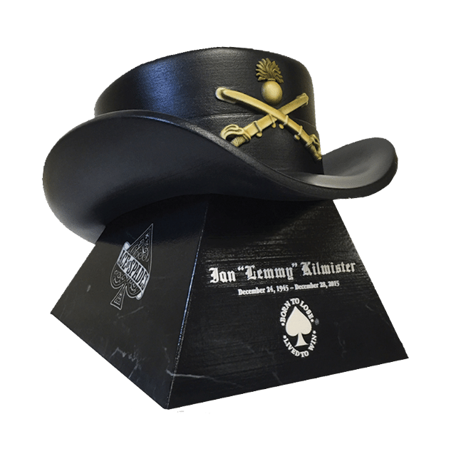 lemmy urn Princes urn is a dazzling mini replica of Paisley Park