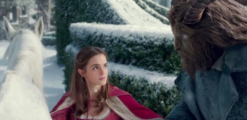 beauty and the beast The 50 Most Anticipated Films of 2017