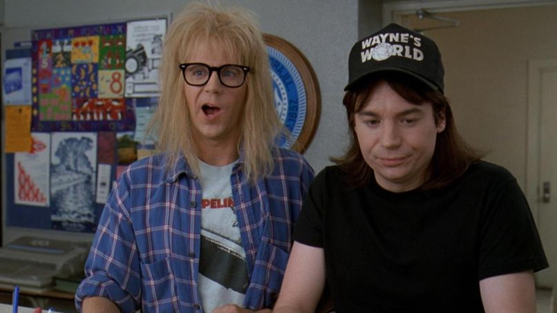 waynes world 2 10 Comedy Sequels That Got It Right