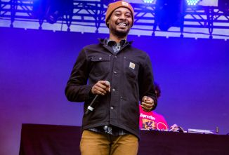 Danny Brown // photo by Lior Phillips