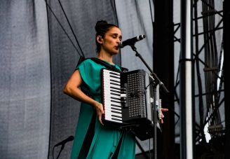 Julieta Venegas // photo by Lior Phillips