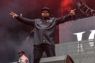 Ice Cube // Photo by Amy Price