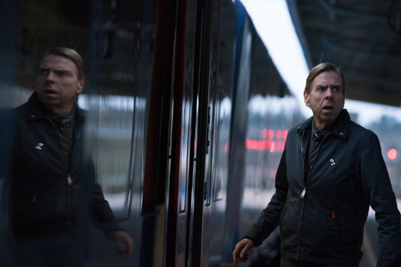 """the commuter If You Only Watch One of Philip K. Dick's Electric Dreams, Make It """"The Commuter"""""""