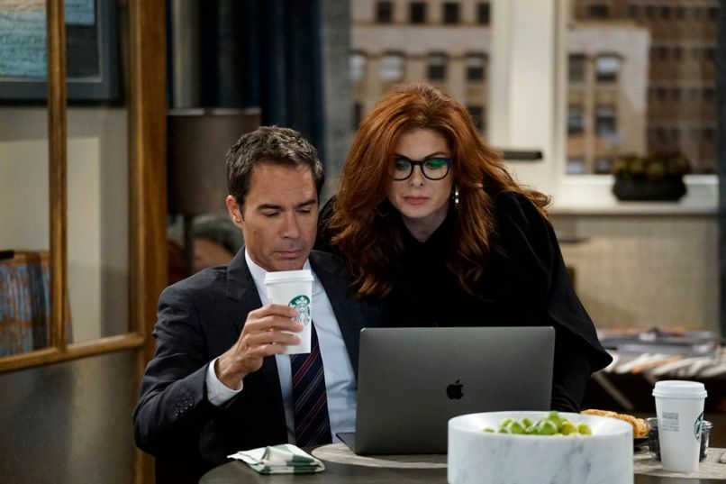 will and grace The Challenges of Reviving 90s TV Shows