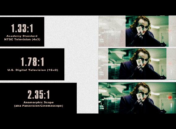 Film Aspect Ratio