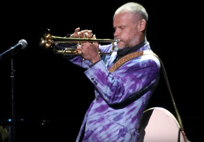 Video Flea performing at 2018 Pathway to Paris
