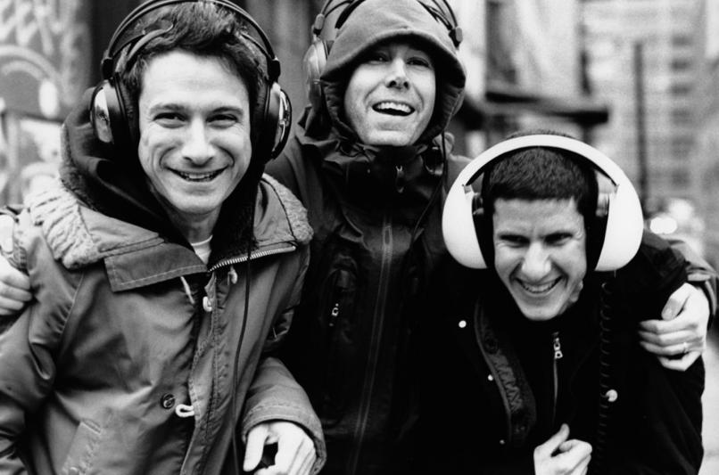 Beastie Boys memoir audiobook special guest