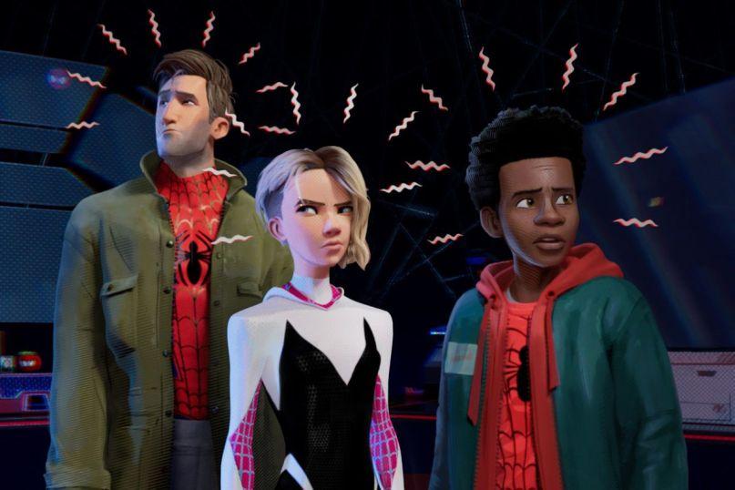 Spider-Man: Into the Spider-Verse (Sony)