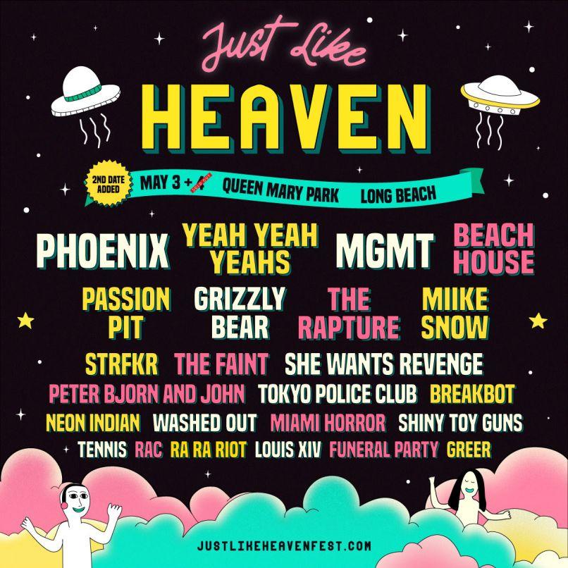 Just Like Heaven 2019