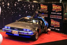 C2E2, Cosplay, Comic Books, Chicago, Convention, Con, Superheroes, Back to the Future