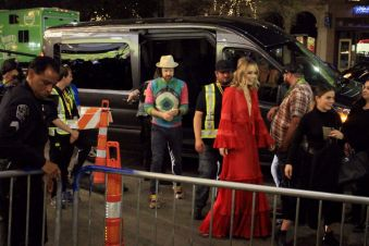Booksmart, SXSW, Olivia Wilde, Red Carpet Photos, Heather Kaplan, Jason Sudeikis