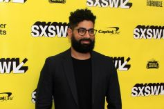 Mousa Kraish, The Day Shall Come, SXSW, Red Carpet Photo, Heather Kaplan