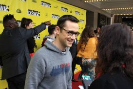 Band Together with Logic, SXSW, Red Carpet Photo, Joseph Gordon-Levitt