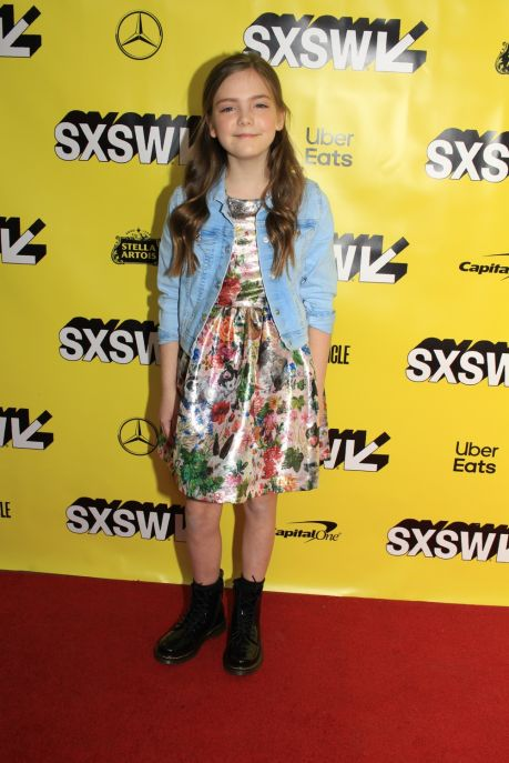 Jeté Laurence, Pet Sematary, SXSW, Red Carpet Photos, Heather Kaplan