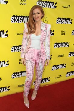 The Beach Bum, SXSW, Red Carpet, Isla Fisher