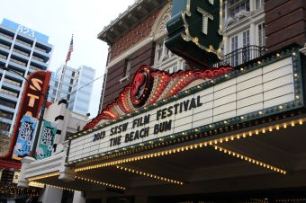 The Beach Bum, SXSW, Red Carpet