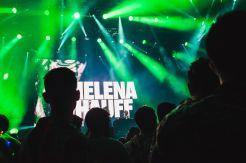 Helena Hauff Mad Cool Festival Ben Kaye