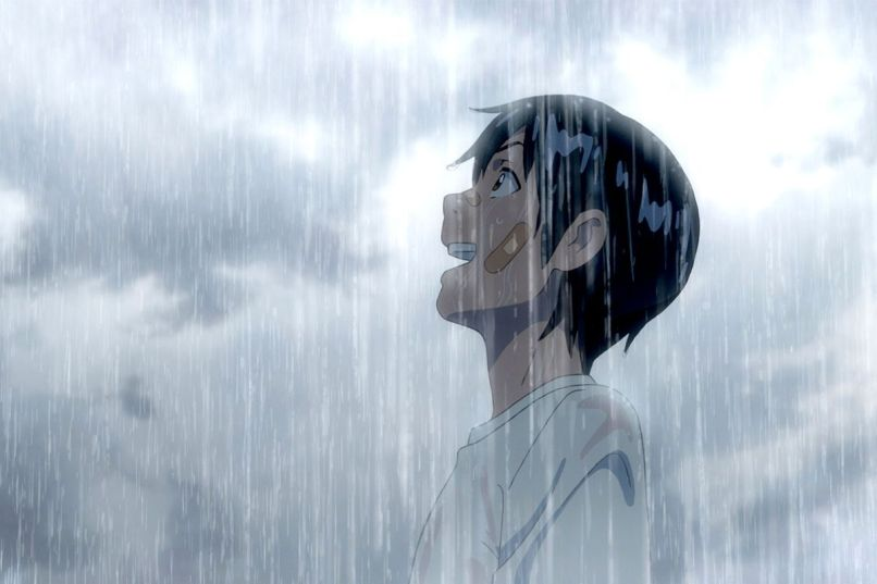 Weathering With You, Toho, Anime