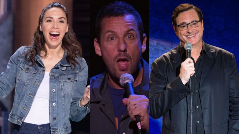 laugh aid comedy gives back covid-19 livestream benefit coronavirus whitney cummings adam sandler bob saget