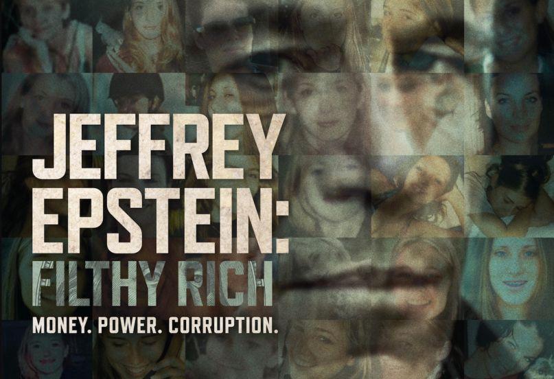 Jeffrey Epstein filthy rich netflix docuseries trailer