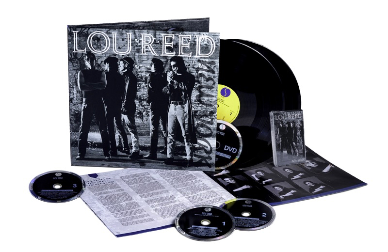 Lou Reed New York deluxe