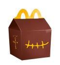 Travis Scott x McDonald's Happy Meal Clutch